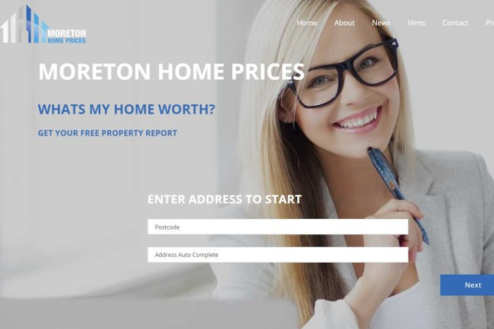 moreton home prices